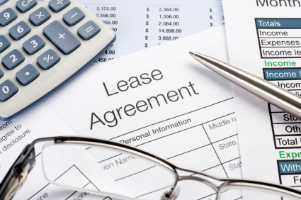 Lease Document Containing Unlawful Terms Involving a Rent Rate Increase